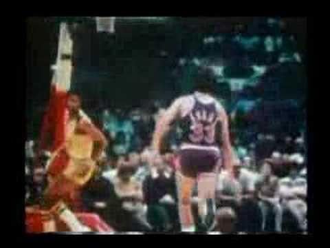 1976 Phoenix Suns beats Golden State Warriors