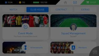 How to save account PES 2017 Mobile