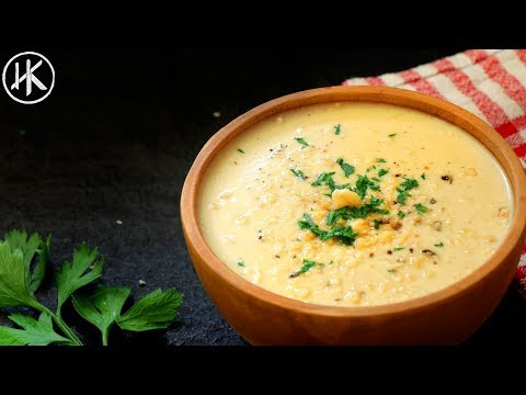 Keto Cauliflower Soup   Keto Recipes   Headbanger's Kitchen
