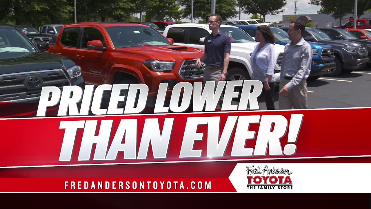 Fred Anderson Toyota Of Raleigh   Ready Set Go RAV4 Specials
