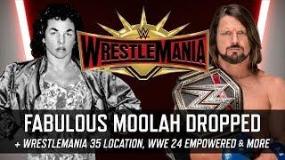 Fabulous Moolah Name Dropped, AJ Styles Injured, Ultimate Deletion & More (Smack Talk 329 Hot Tags)