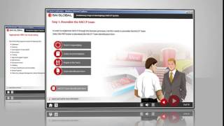 SAI Global - Online Learning - Introduction & Refresher to HACCP