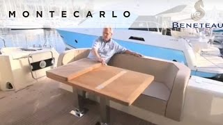 Monte Carlo 6 Features - By BoatTest.com