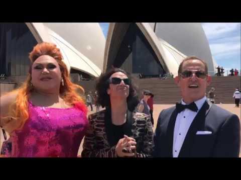 Sydney Mardi Gras 2018 Program Interviews