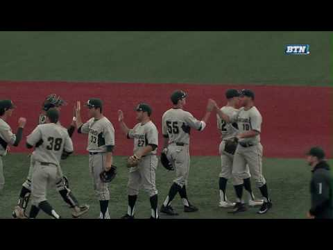 Michigan State at Illinois - Baseball Highlights