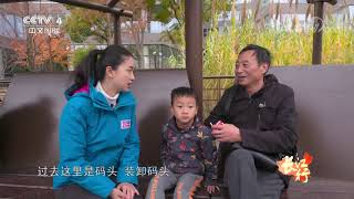 [远方的家]长江行(98) 公共休闲空间 美丽杨浦滨江| CCTV中文国际