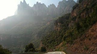 Via ferrata, La TERESINA de Montserrat (ESPAGNE)