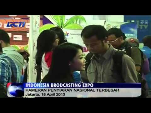 Indonesia Broadcasting Expo 2013