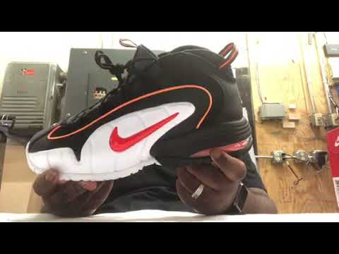 "ShortyC94 Reviews The Nike Air Penny 1 ""Total Orange"""