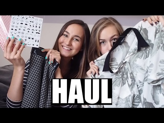 HAUL | Reserved, Mohito, Orsay, Scholl, Tiger, MAC