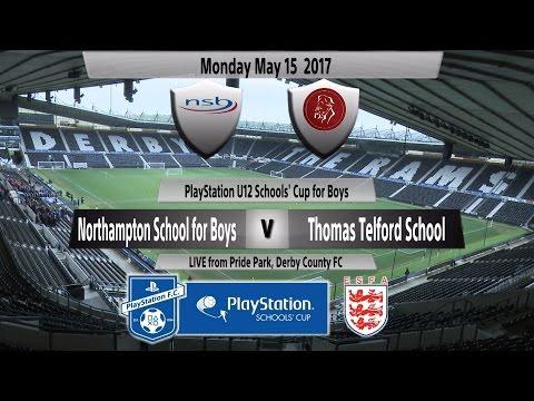 Full Match: U12 Schools Cup Final   Northampton School for Boys vs  Thomas Telford School
