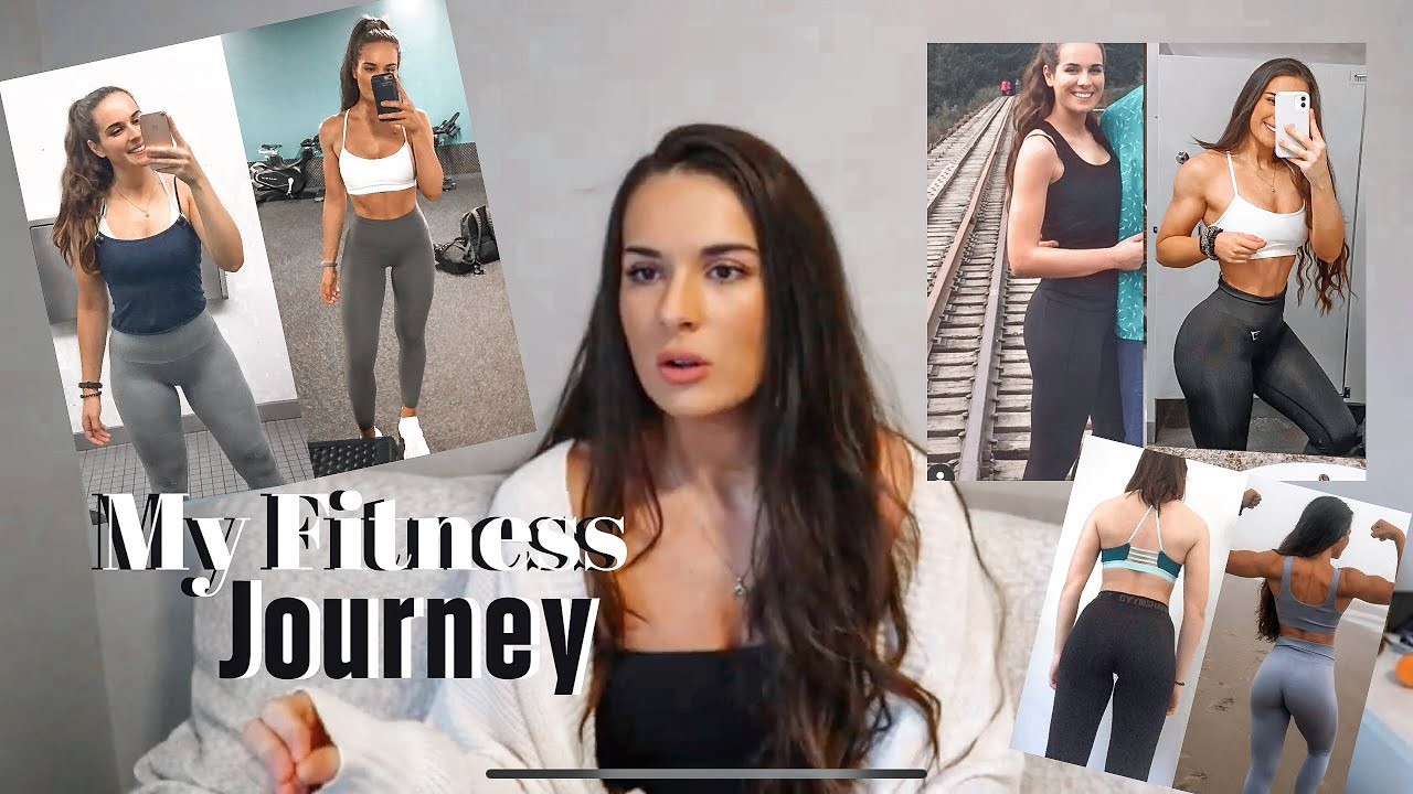 My Fitness Journey || The Full Story...how I got in the best shape I've ever been!