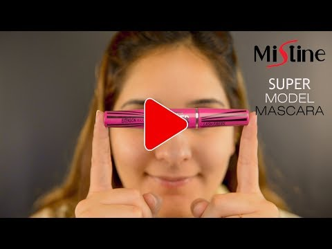 Super Model Mascara (Black)
