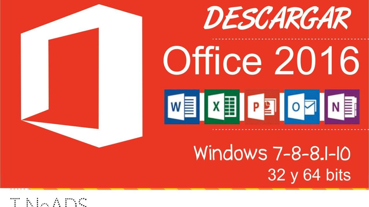 activar office 2016 professional plus mega