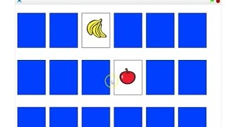 Scratch Card Pairs Mat¢hing ( Concentration) Game Tutorial