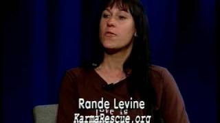 Critter Crusades Presents Rande Levine, Founder Of Karma Rescue