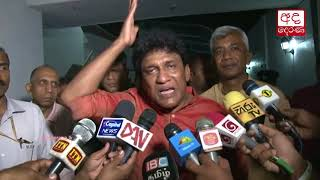 Majority of 16 who left cannot return to parliament - Mano Ganesan