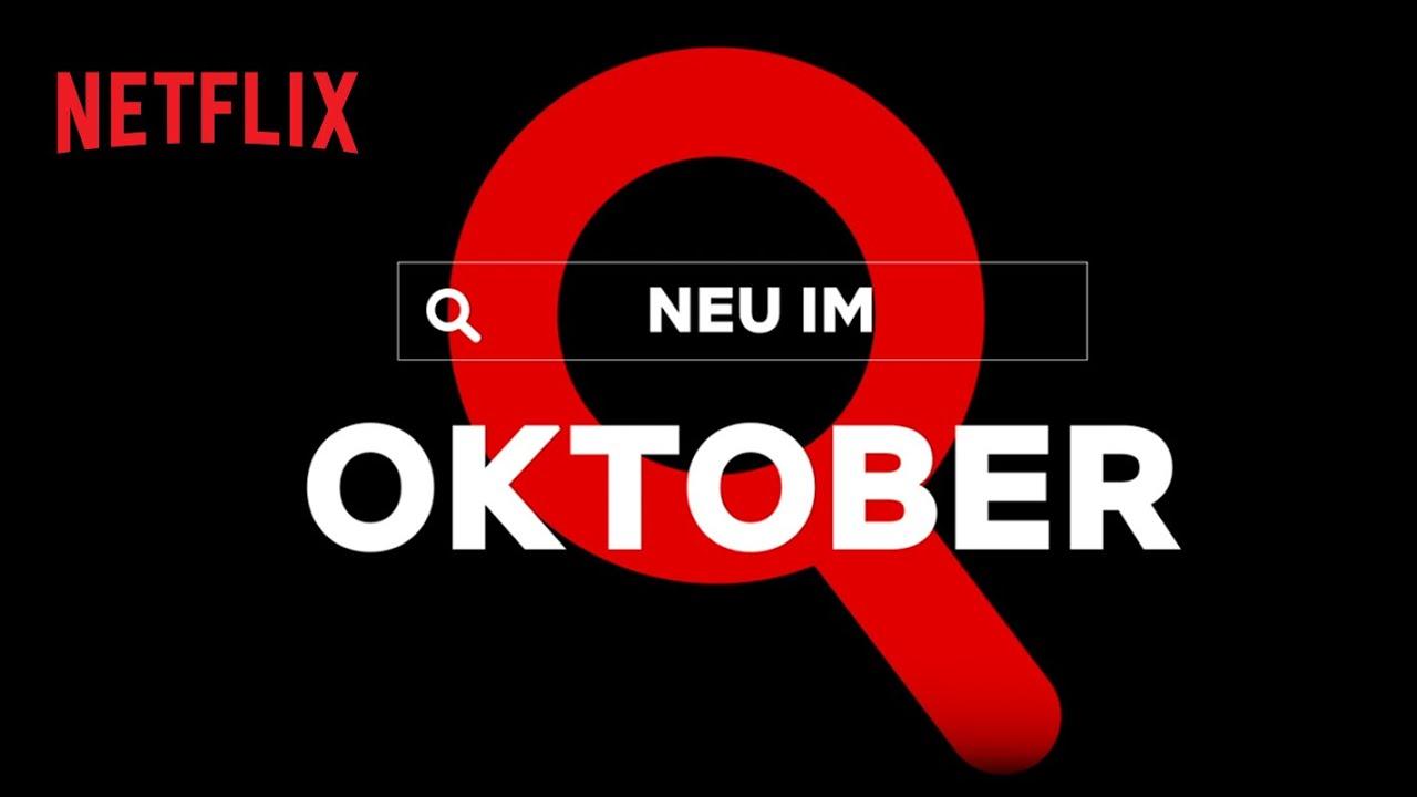 Neu im Oktober 2020 | Netflix