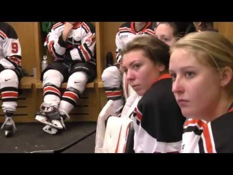 Tigers All Access: Women's Ice Hockey 2014 - 2015