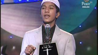 DR Zakir Naik's Son Fariq Naik Speech about NEXT GENERATION