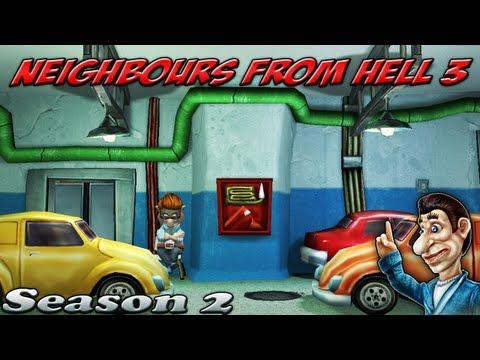 Neighbours From Hell 3 - Season 2 [100% walkthrough]