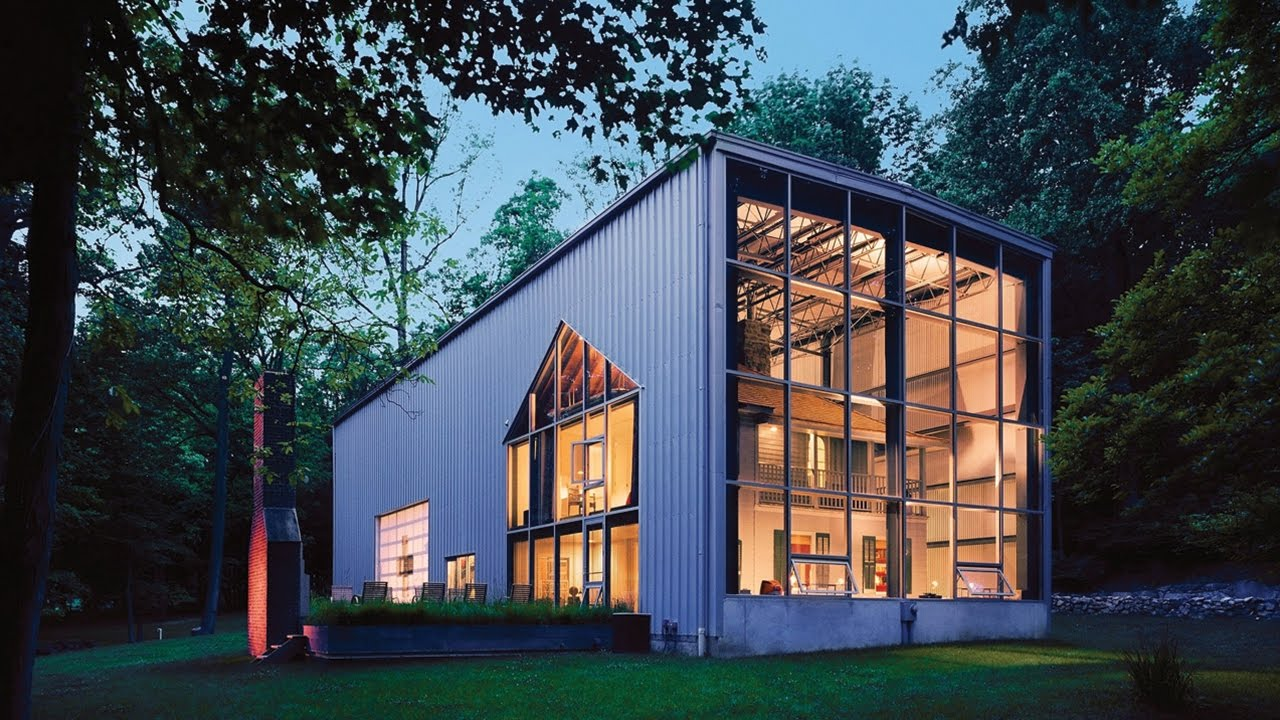 Most amazing shipping container homes youtube for How to make a shipping container home