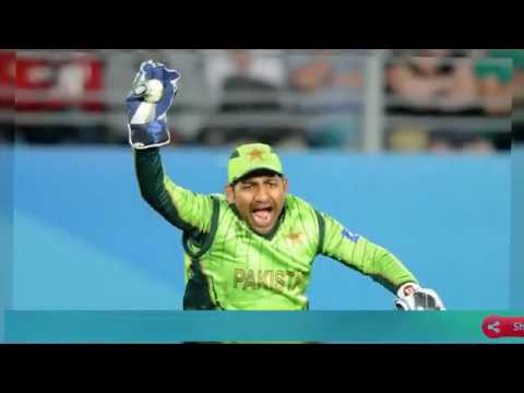 Sarfraz Ahmed - Reciting Naat with his Son on Roads In LondonPakistan Vs IndiaFinal ct 2017