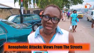 #XenophobicAttack: Nigerians Speak On Killings Of Nigerians In South Africa