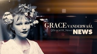 GRACE VANDERWAAL NEWS - YouTube Channel Intro