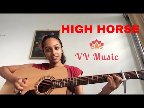 Kacey Musgraves-High Horse (Varshini Music Acoustic cover)