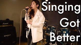 Repeat youtube video Singing got better - Ailee  [Akane Kiyose Cover] 日本語ver.