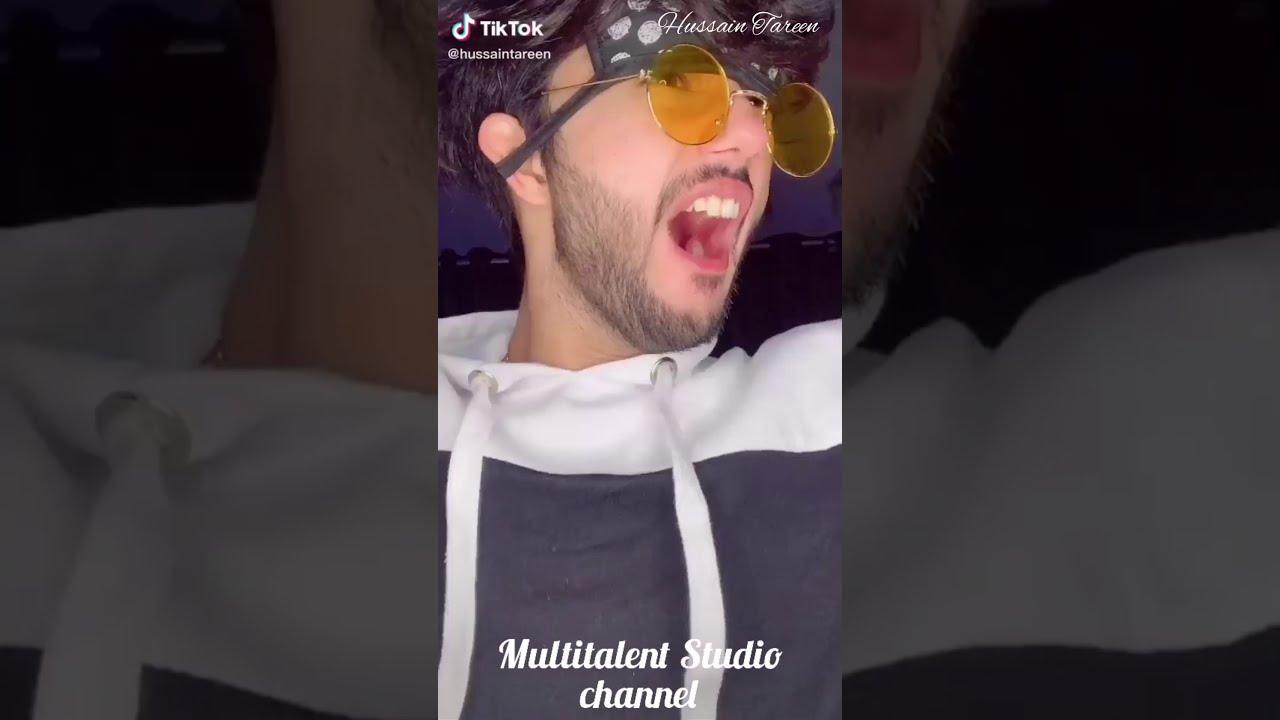 Hussain tik tok action(4) - YouTube