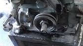 bobcat engine removal 5 - YouTube