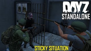 DayZ Standalone: Part 50 - Sticky Situation