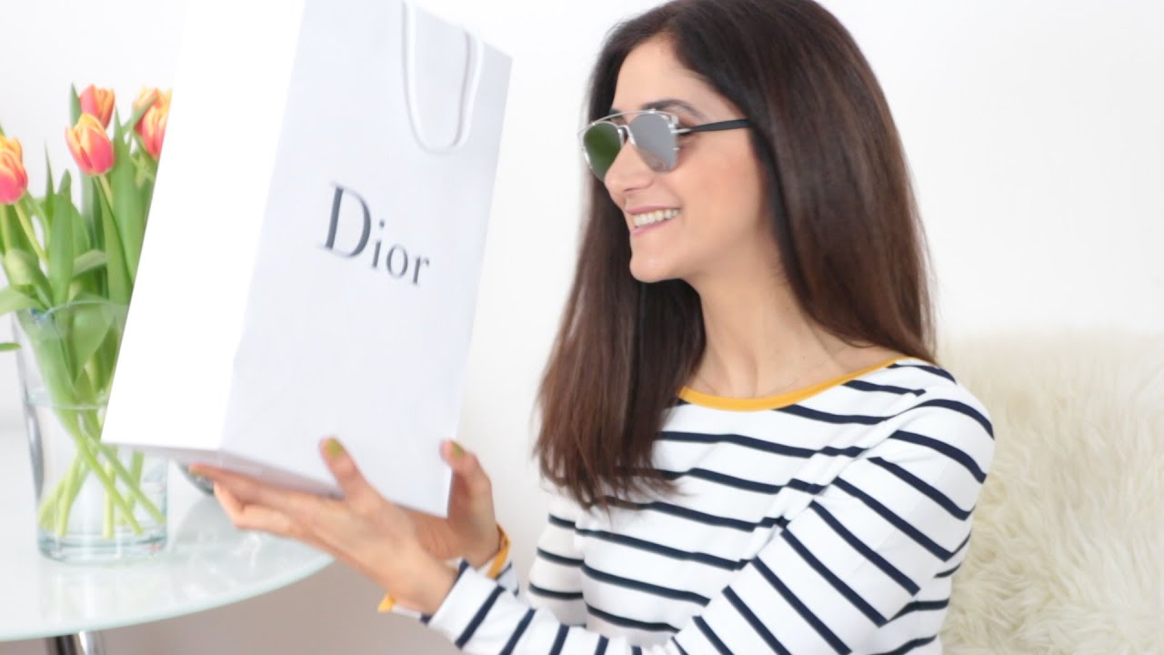 069d47b0533 Dior Sunglasses - Dior So Real or Technologic - YouTube