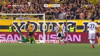 Young Boys - Basel 2:3 22.05.2016