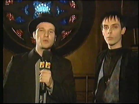 Peter Murphy 120 Minutes 1992