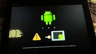tablet sony no inicia