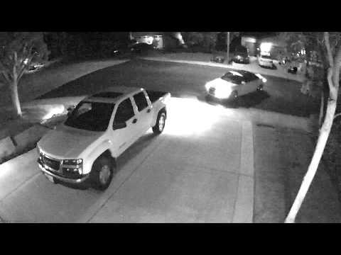 ACTi E77 10MP Vandal Dome - Night Video