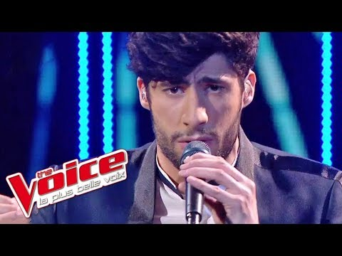 Phil Collins – In The Air Tonight | MB14 | The Voice France 2016 | Finale