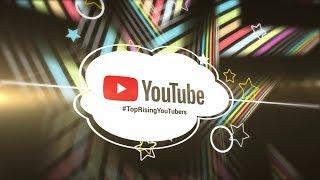 2017's Top Rising YouTubers in Malaysia