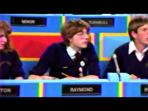 Kirk Raymond - Quiz Bowl appearances for Lapeer West High School, 1984–85, broadcast in Flint, Mich.
