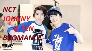 [2/3] NCT Johnny & Ten bromance [funny&cute moments]