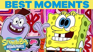 20 Best Moments from SpongeBob's Big Birthday Blowout 🎉 | SpongeBob