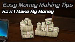 GTA Online: Easy Money Making Tips and How I Make My Money