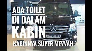M-B Sprinter 315 CDI A3: Punya Kabin & Toilet Mewah | otomotifmagz.com