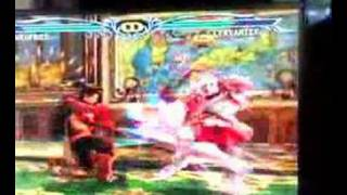 Soulcalibur 3 - Siegfried vs. Cervantes (Really great Fight)