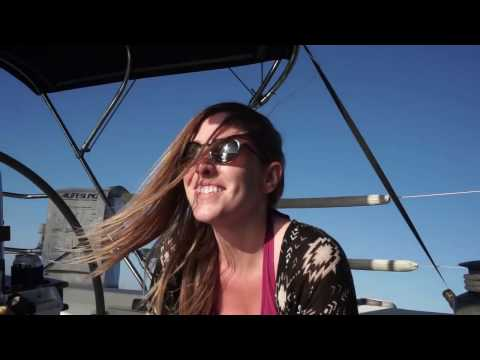 Sailing Across the Gulf of Mexico - Sailing doodles episode 5 part 1