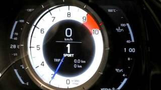 東京モーターショー LEXUS FL-A インパネメーターデモ YAZAKIブース thumbnail