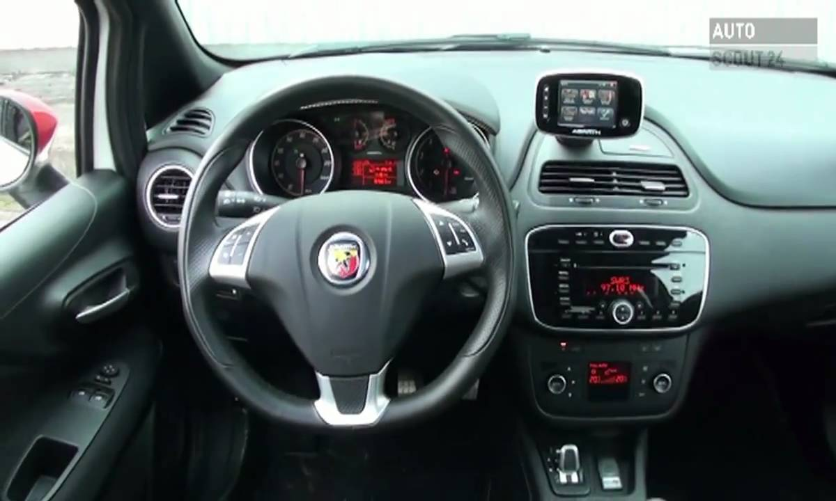fiat punto evo abarth testbericht autoscout24 youtube. Black Bedroom Furniture Sets. Home Design Ideas